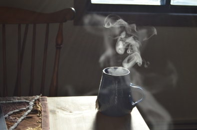(I just really liked this picture of my tea)